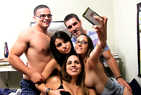 Ass In The Dorm! collegerules, college rules