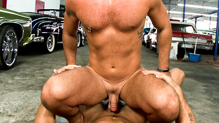 Motor Shop Fucking outinpublic out in public places gay sex videos