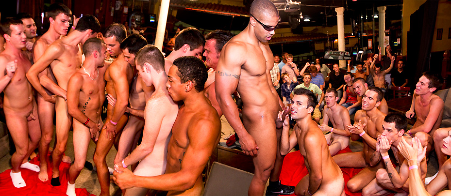 Cute twink gay parties ass incredible