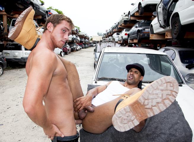 Free thug hunter porn
