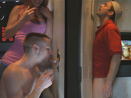 A Nervous Nelly unglory hole gay sex videos