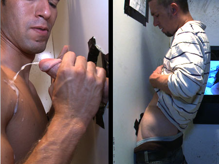 The Swinger unglory hole gay sex videos