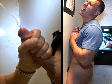 Gay Gloryholes Toilets : Our Boy Jimmy!