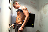Tricking A Jock ungloryhole unglory hole gay sex videos